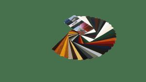 Keralit kleurwaaier