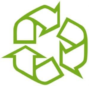 Keralit is recyclebaar