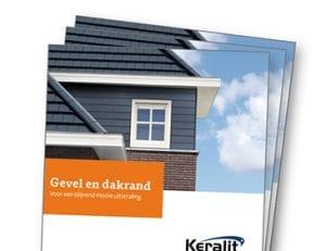 Gevel en dakrand brochure Keralit