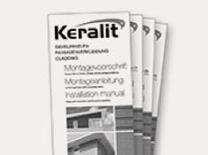Montage handleiding Keralit