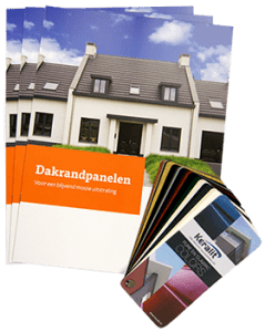 Dakrandpanelen brochure