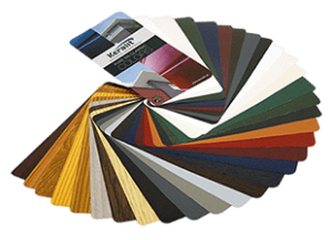 Keralit kleurenwaaier