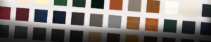 Verschillende Keralit kleuren